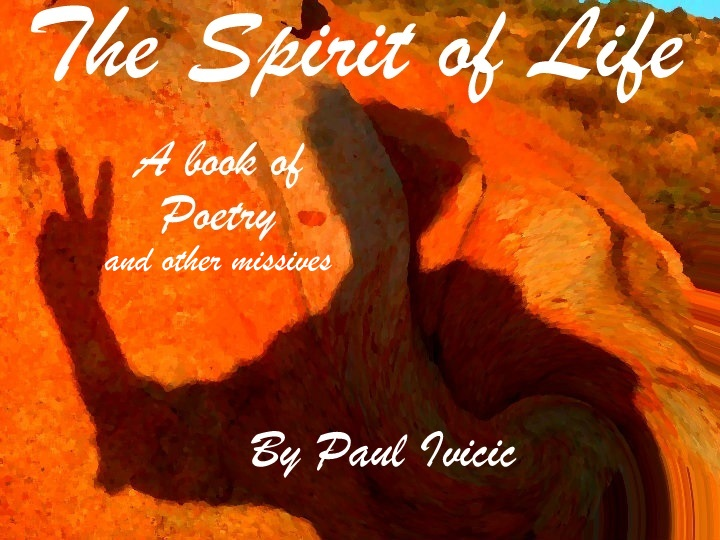 Spirit of Life - Second Cover